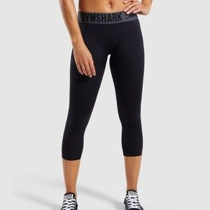Gymshark cropped flex leggings